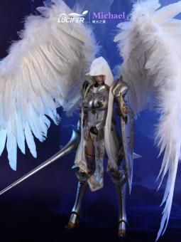 "Lucifer ""Michael"" Action Figure Big Angel"