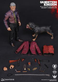 Gangsters Kingdom - Heart 3 - Bartley - 1/6 scale