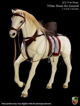 War Horse - Horse Roman (White)