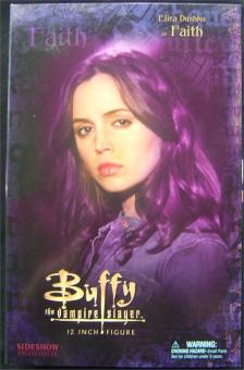 12'' Eliza Dushku as Faith (Buffy)