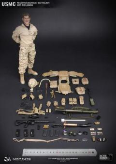 USMC RECONNAISSANCE BATTALION M27 RIFLEMAN