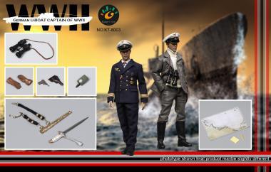 German U Boot Karleu