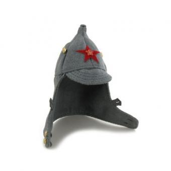 1/6 WWII Soviet Budyenovka Hat