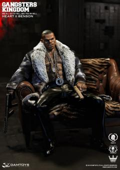 DAMTOYS 1/6 Gangsters Kingdom  - Heart II Benson