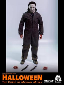 1/6th scale Halloween The Curse of Michael Myers