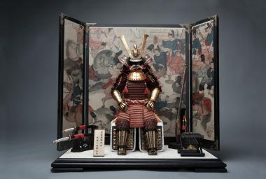 1/6 SERIES OF EMPIRES - ARMOR OF IMAGAWA YOSHIMOTO
