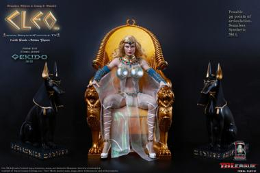 Cleo   1/6th Scale Action Figure (Super Deluxe Set) - im Maßstab 1:6