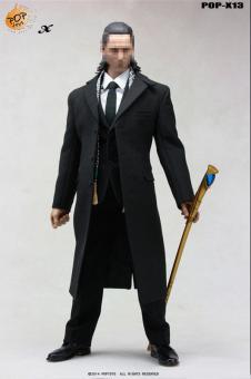 """Loki"" Anzug mit mantel"