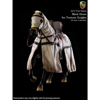 Teutonic Knights - War Horse (Black)