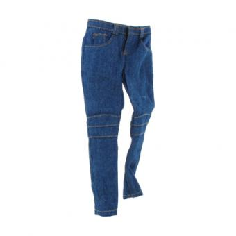 Female Blue Jeans
