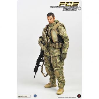 US Army FCS Testing Team