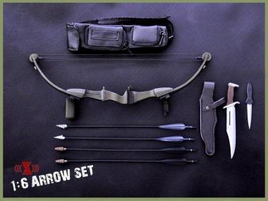 1/6 Scale Black Arrow Box Set