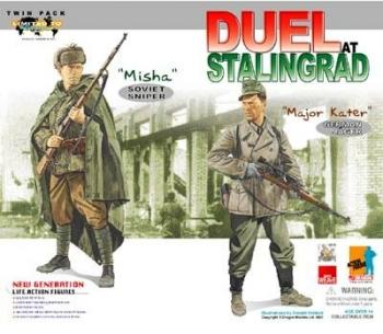 Doppelfiguren-Set  - Stalingrad 1942 -