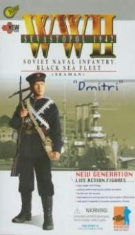 Dimitri, Sevastopol 1942