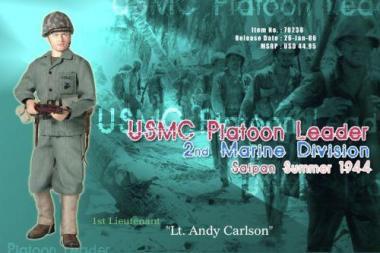 Lt. Andy Carlson , 70238