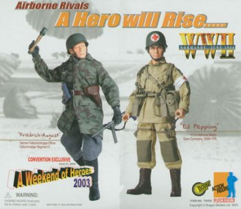 A Hero will Rise - WoH 2003 Convention Exclusive - Normandie, Juni 1944 1/6