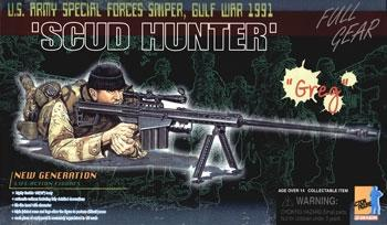Greg Jones Scud Hunter Golf Krieg 1991