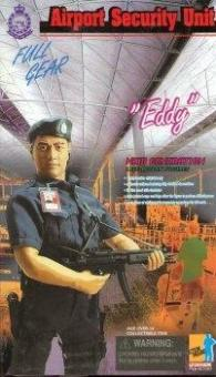 Eddy - Airport Security Unit