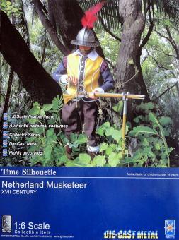 Netherlands Musketeer