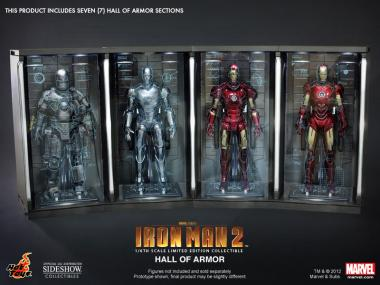 1/6th scale Hall of Armor Collectible