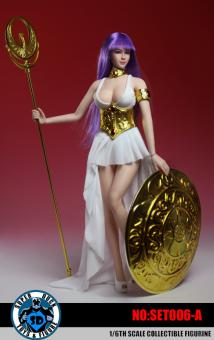 Athena short skirt Set im Maßstab 1:6