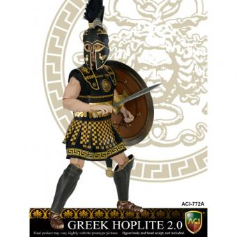 Warriors - Greek Hoplite (Uniform Version A)