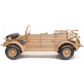 Kübelwagen der Wehrmacht -bausatz 1:6