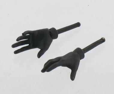 Female Hands Set Triad 01blk