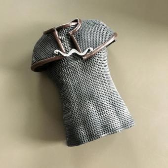 1/6 3D-printed silicon Kettenhemd