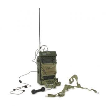Diecast BC-1000-A Radio (Olive Drab) 1/6