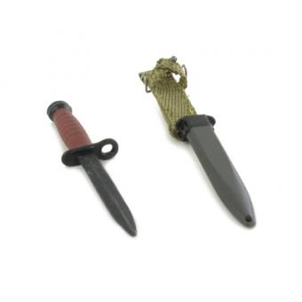 Diecast USM4 Bayonet (Olive Drab)1/6