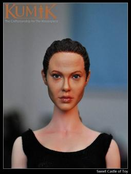 Kumik  Lara 2  Head Sculpt No.KM13-54