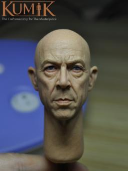 Kumik  Head Sculpt KM15-33