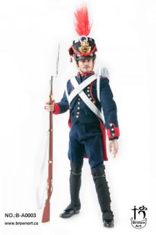 French Field Artillery Gunner Of Napoleonic Wars (Deluxe Version)