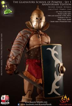 Gladiator School of Pompeii 1