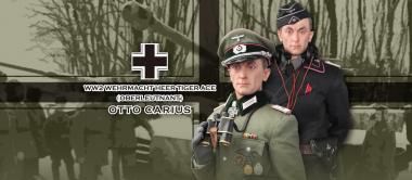 "Wehrmacht Heer Tiger Ace ""Otto Carius"" Standard Version"