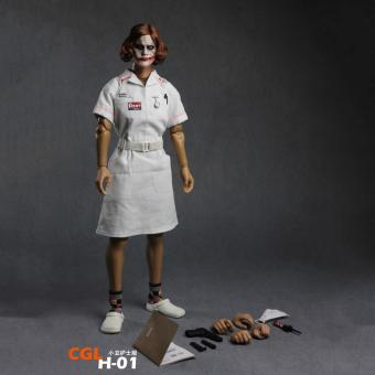 The Joker NURSE Sixth Scale collection