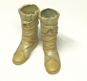 Gotische Stiefel