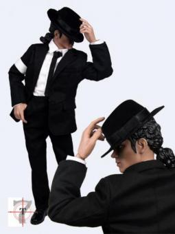 1/6th scale Michael Jackson Collectible Figure (Smooth Criminal)