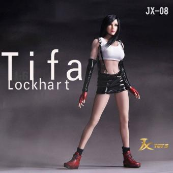 1/6 Tifa Lockhart Set zu Final Fantasy VII.