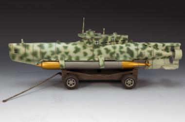 WWII Kriegsmarine: Seehund