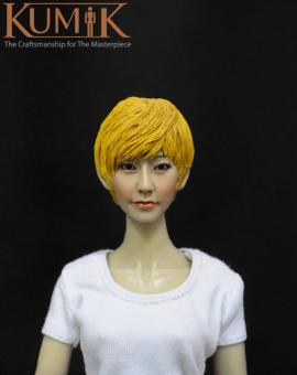 Kumik  Head Sculpt KM13-19