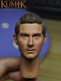 Kumik  Head Sculpt KM15-35