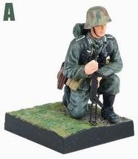1:35 German Infantry - Approach to Stalingrad - Herbst 1942 Figur C