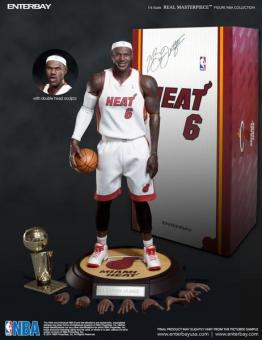 NBA Collection LeBron James 1/6