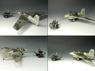 WWII Luftwaffe: Messerschmitt 163 KOMET