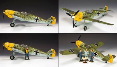 Werner Molders Messerschmitt Bf109 Emil