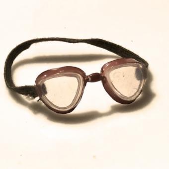 Universal Staubbrille, Kradbrille, Fliegerbrille 1/6