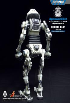 APEXWORKBOT (DOUBLE U-01) (Special VERSION)