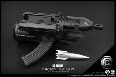 Robocop machine gun  Arm